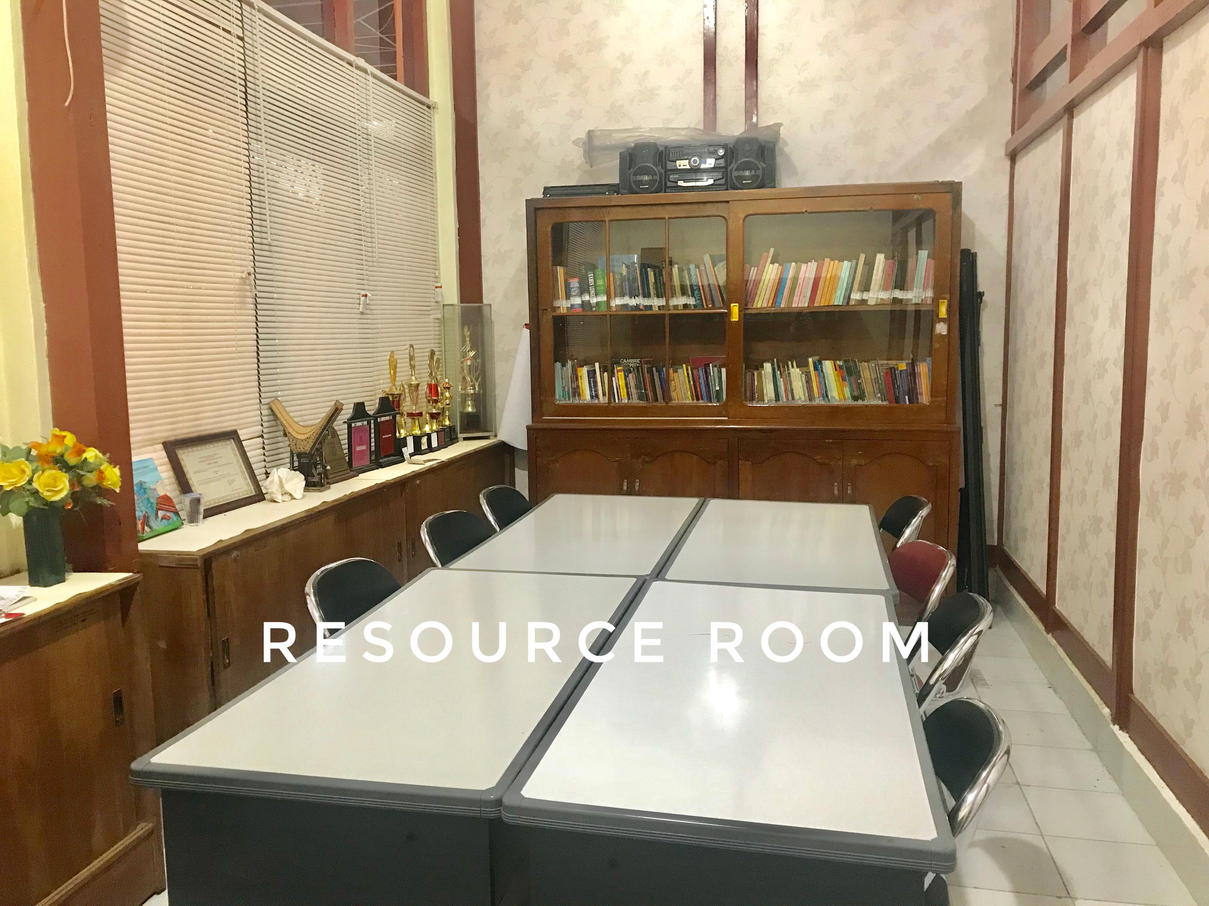 resource room2